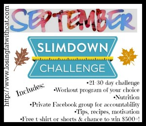 SeptemberSlimdown